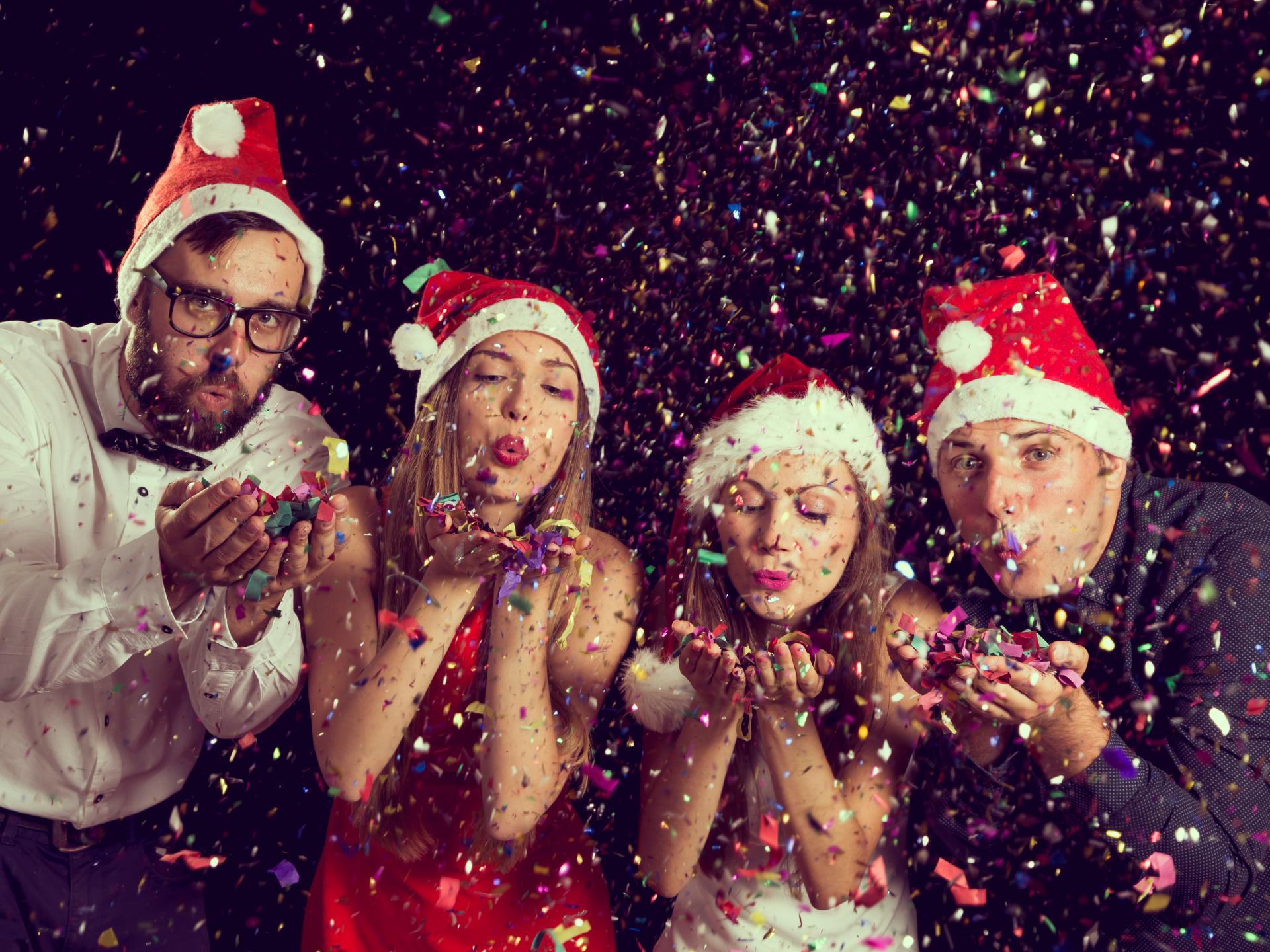 The Christmas Party. office christmas party official trailer 1 2016 ...
